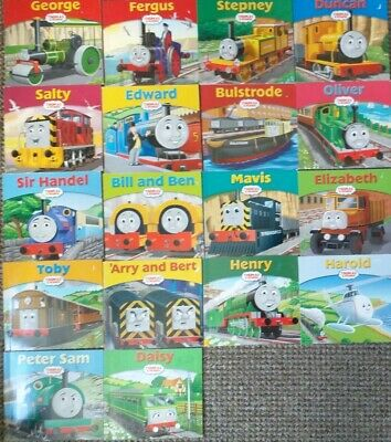 Thomas And Friends 18 book bundle boy girl read reading story play childrens