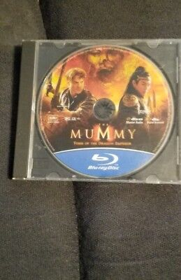 the mummy tomb of the dragon emperor bluray