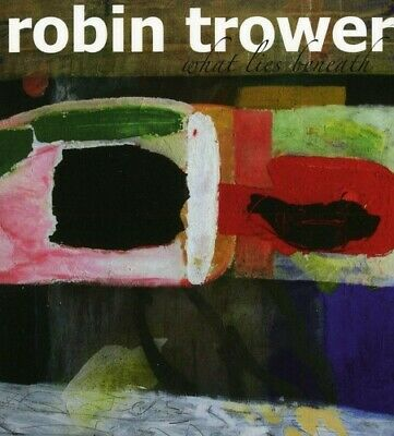 Robin Trower - What Lies Beneath (Import) New Cd