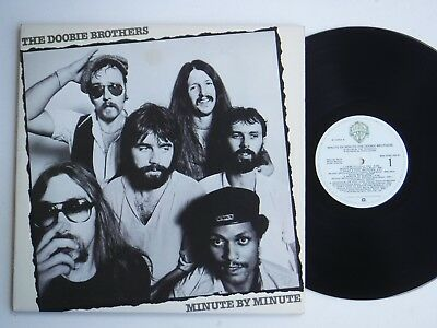 The Doobie Brothers  LP   /  Minute By Minute