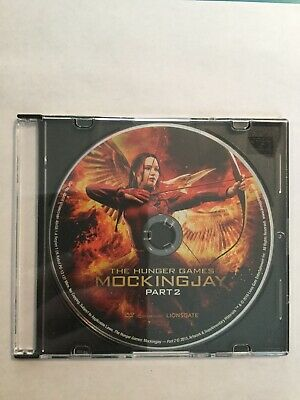 The Hunger Games: Mockingjay, Part 2 (DVD, 2016)