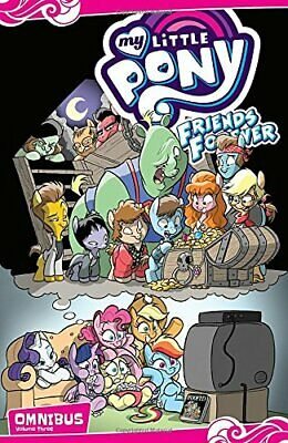 NEW - My Little Pony: Friends Forever Omnibus, Vol. 3 (MLP FF Omnibus)