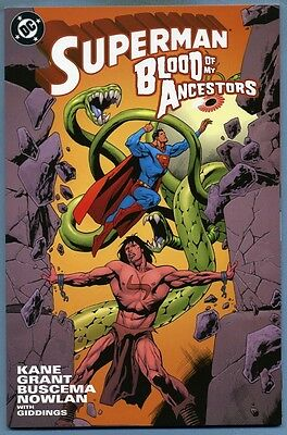 Superman Blood of My Ancestors 2003 One-Shot Prestige Format DC Comics v