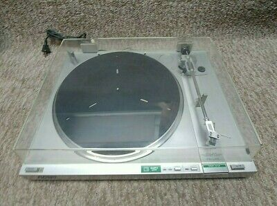 SONY PS-LX5  Stereo Turntable Made In Japan