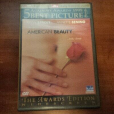 American Beauty (1999) DVD with Case