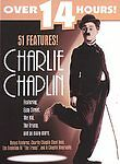 Charlie Chaplin - 51 Features (DVD, 2005, 3-Disc Set) NEW FACTORY SEALED