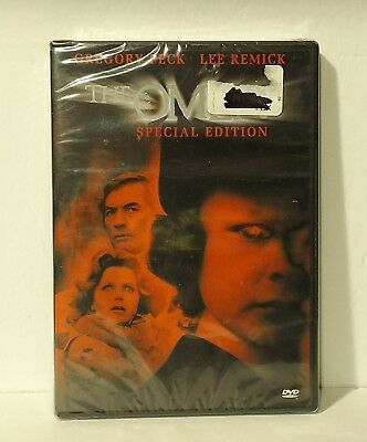 The Omen (DVD, 2000, Special Edition) NEW & FACTORY SEALED AUTHENTIC REGION 1