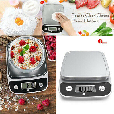 5Kg/g Digital Electronic Kitchen Food Diet Postal Scale Weight Balance LB:OZ ML