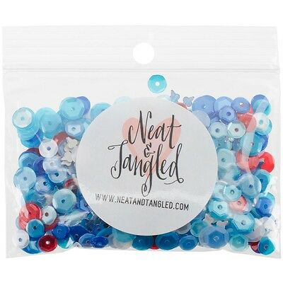 Neat & Tangled Sequin Mix - Winter Wonderland