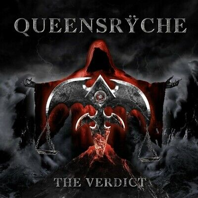 Queensrÿche - The Verdict [New CD]