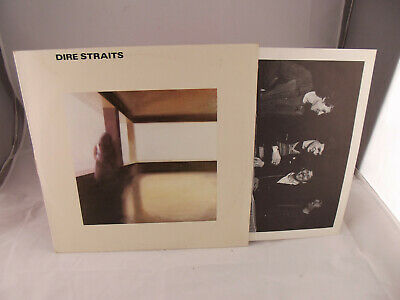 Dire Straits Self titled Debut  Original OZ  press 1978 Vertigo Vinyl