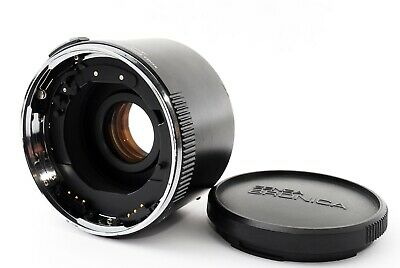 ZENZA BRONICA Tele Converter S 2x for SQ From Japan Excellent+++