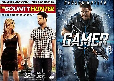 "The Bounty Hunter & Gamer ""Individual DVD's"" (DVD, 2010 & 2009)"