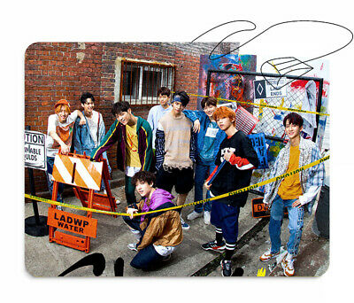Kpop Stray Kids 1th Mouse Pad《Clé 1 : MIROH》 Album SBD2005