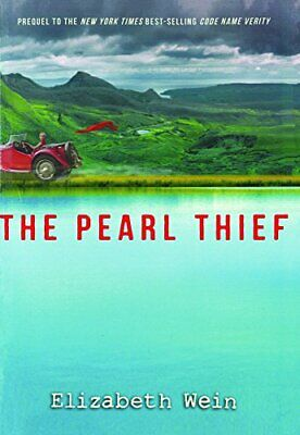 NEW - The Pearl Thief (Turtleback School & Library Binding Edition)