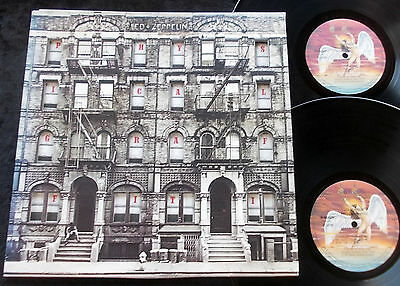 LED ZEPPELIN Physical Graffiti 2LP