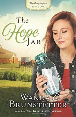 NEW - The Hope Jar (The Prayer Jars) by Brunstetter, Wanda E.