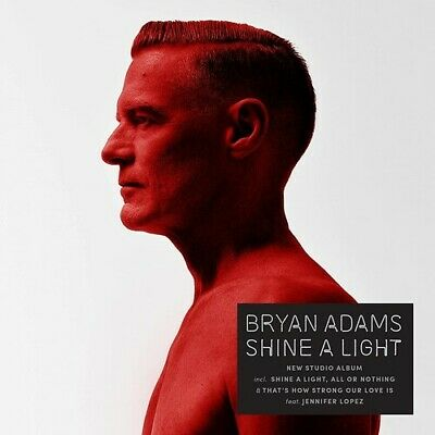 Bryan Adams - Shine a Light [New CD] Germany - Import