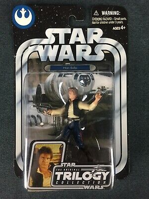 Star Wars Original Trilogy Collection OTC #07 Han Solo Carded MOC