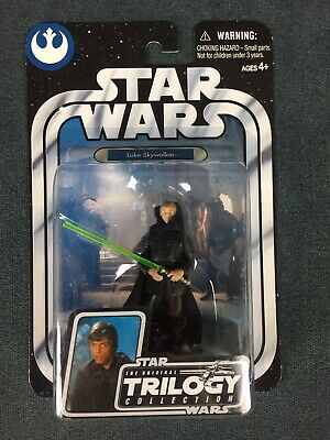 Star Wars Original Trilogy Collection OTC #06 Luke Skywalker (Jedi) Carded MOC