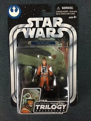 Star Wars Original Trilogy Collection OTC #05 Luke Skywalker (X-Wing) Carded MOC