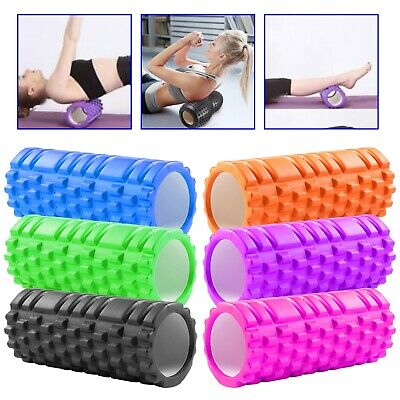 Yoga massager Physico Foam Muscle Roller Trigger Point Deep Tissue Massage Tool