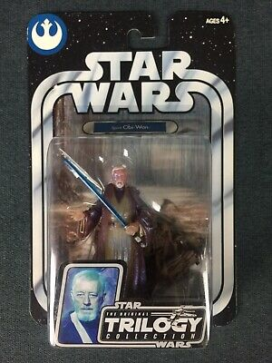Star Wars Original Trilogy Collection OTC #03 Spirit Obi-Wan(Dagobah) Carded MOC