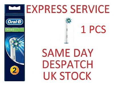 Braun Oral-B 1,2,3,4,5,6,7,8 PCS Replacement Toothbrush Heads