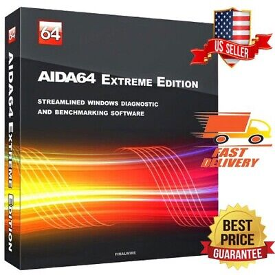 AIDA64 Extreme 🔥latest version 🔥✅ Lifetime License key ✅. Fast delivery🚀