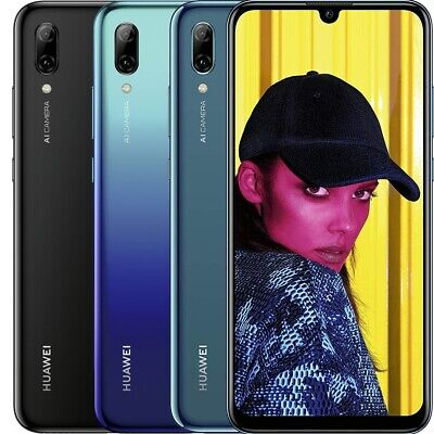 Huawei P Smart (2019) 64GB Android Smartphone Handy LTE/4G 3GB RAM Dual Cam
