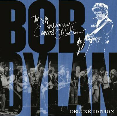 Various - Bob Dylan 30th Anniversary Concert Celebration (2 Disc, Deluxe) CD NEW