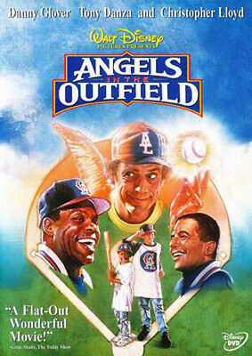 Angels in the Outfield (1994 Danny Glover) DVD NEW