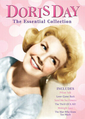 Doris Day: The Essential Collection (4 Disc) DVD NEW
