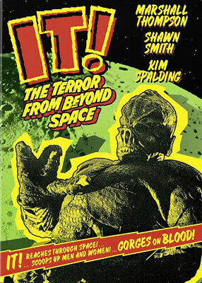 It! The Terror from Beyond Space DVD NEW
