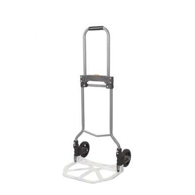 Foldable aluminium classic hand truck transport truck to fold up 70 kg