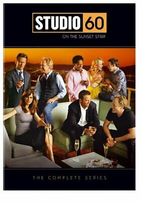 Studio 60 on the Sunset Strip - The Complete Series DVD [Used]