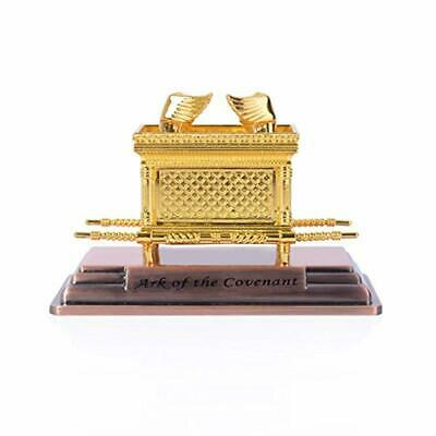 BRTAGG The Ark of the Covenant Replica Statue Gold Plated (Small)