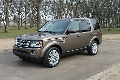 2014 Land Rover LR4 LUX Certified Pre-Owned Warranty Range Rover CPO Warranty Lux Pkg New Michelin Tires MSRP New $63936