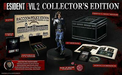 Resident Evil 2 Remake: Rare Limited Collector's Edition Xbox One
