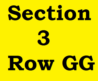 2 Tickets The Killers American Family Insurance Amphitheater Milwaukee Fri. 7/05