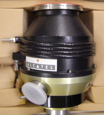 Alcatel 5402 CP Turbomolecular Pump;New Old Stock In Original Shipping Container