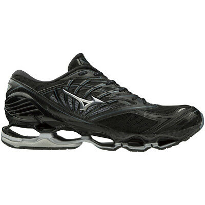 8303b8dcac57 NEW MIZUNO WAVE Prophecy 8 BLK/SILVER/SWEATHER For Men's J1GC190004 ...