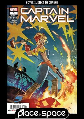 Captain Marvel, Vol. 11 #3A (Wk12)