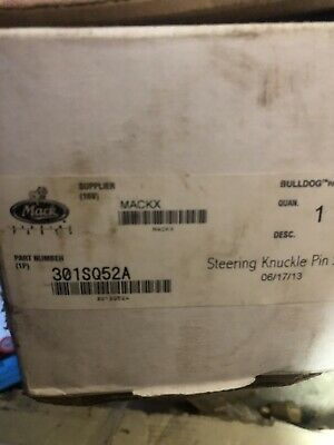 301SQ52A Genuine Mack King Pin Kit