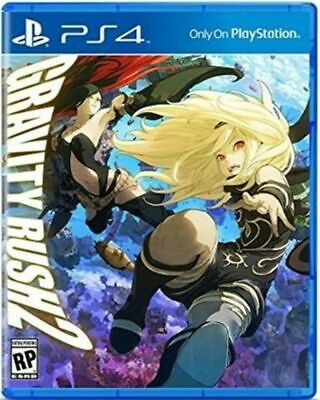 Gravity Rush 2 Sony PlayStation 4 PS4