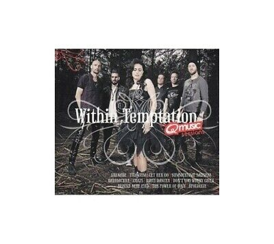 Within Temptation - Q Sessions - Within Temptation CD FSVG The Cheap Fast Free