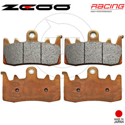 Kit Pastiglie Freno Anteriore Zcoo Racing-Ex B007 Bmw S 1000 Xr 2015-2018