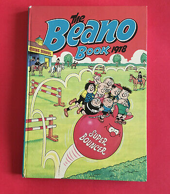 The BEANO Book 1978 - in excellent condition