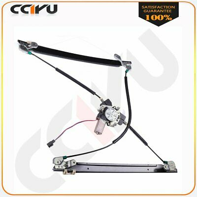 Power Window Regulator for 2001-03 Chrysler Town Country Front Right with Motor