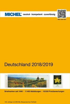 MICHELsoft Briefmarken Deutschland 2018/2019 - Version 12